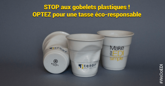 Tasse Revol eco-responsable