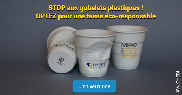 Tenor vous offre une tasse éco-responsable