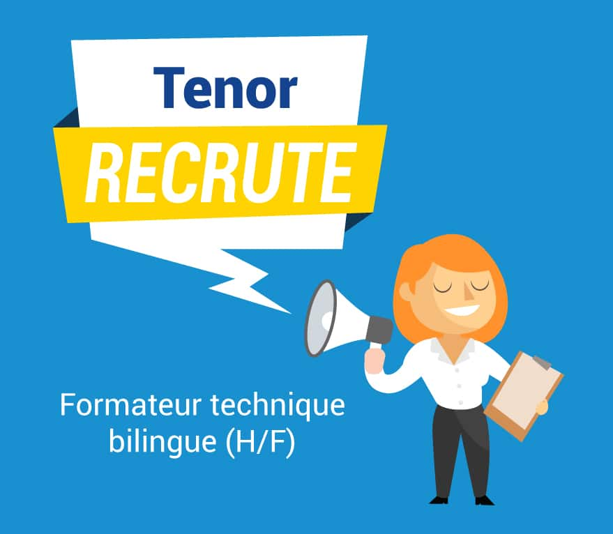 Formateur technique bilingue