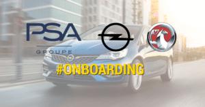 déploiement des EDI fournisseurs Onboarding Groupe PSA