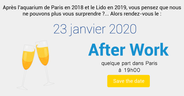 Tenor Save the date Janvier 2020