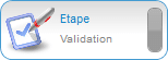 Fonctionnalité DEX X - Etape validation