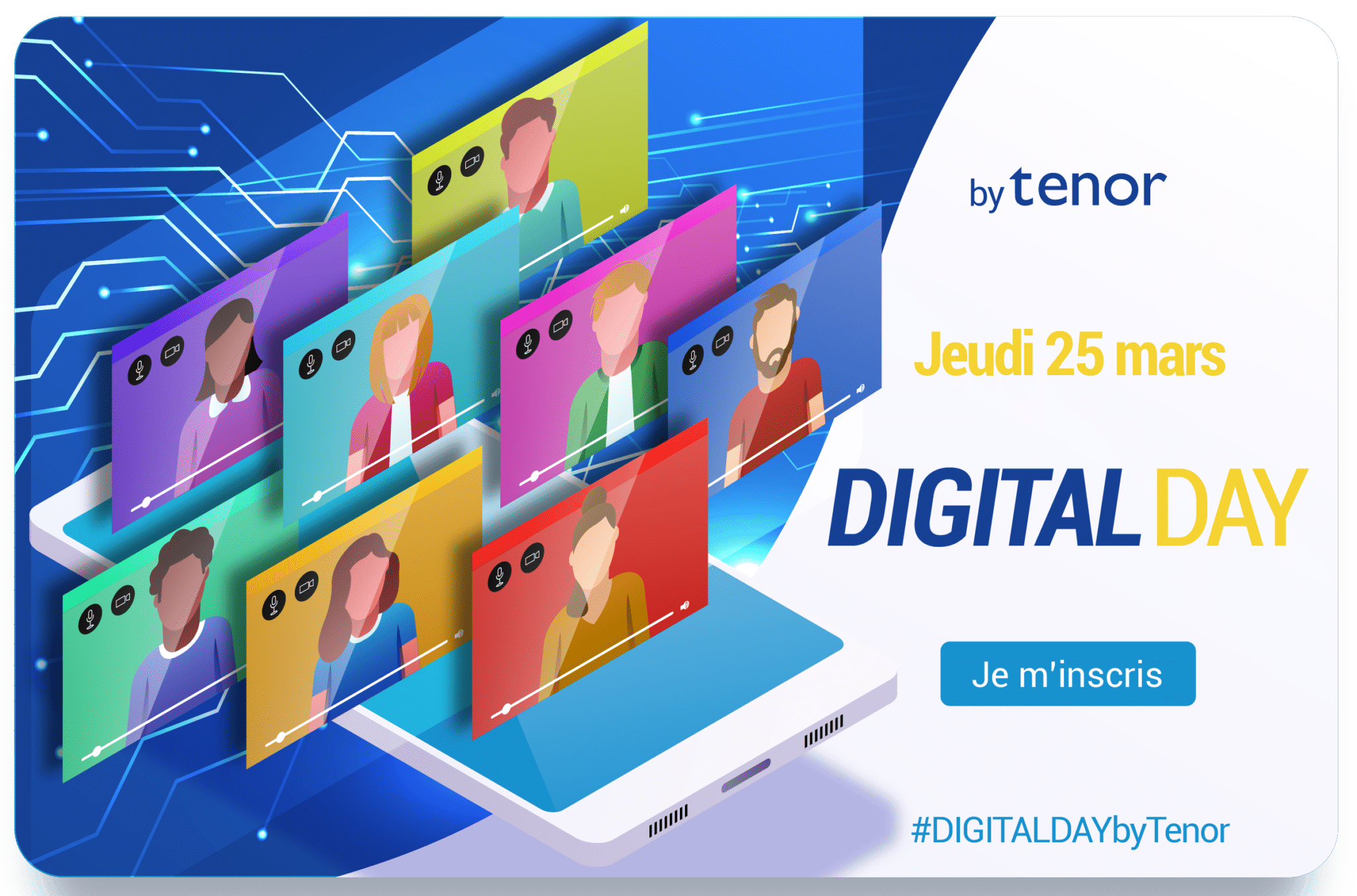 DIGITAL DAY, la journée immanquable de la data !